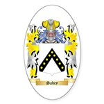 Sabey Sticker (Oval 10 pk)