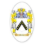 Sabey Sticker (Oval 50 pk)