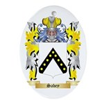 Sabey Oval Ornament