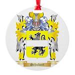 Schubort Round Ornament