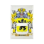 Schubort Rectangle Magnet (100 pack)