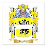 Schubort Square Car Magnet 3