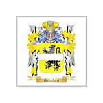 Schubort Square Sticker 3