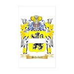 Schubort Sticker (Rectangle 50 pk)