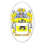 Schubort Sticker (Oval 50 pk)