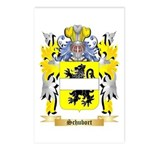 Schubort Postcards (Package of 8)
