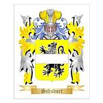 Schubort Small Poster