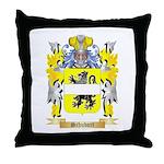 Schubort Throw Pillow