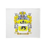 Schubort Throw Blanket