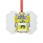Schubort Picture Ornament