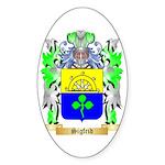 Sigfrid Sticker (Oval 50 pk)