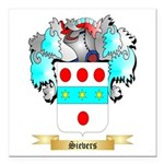 Sievers Square Car Magnet 3