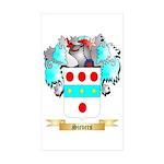 Sievers Sticker (Rectangle 50 pk)