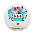 Sievers Round Ornament