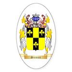 Siemon Sticker (Oval 50 pk)