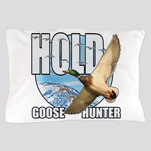 Goose Hunter Pillow Case