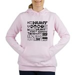 Hunt Women's Hooded Sweatshirt