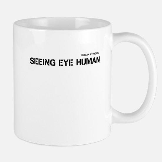Cute Seeing eye dogs Mug