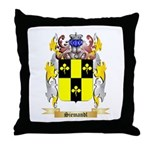 Siemandl Throw Pillow