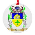 Siefert Round Ornament