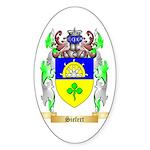 Siefert Sticker (Oval 50 pk)