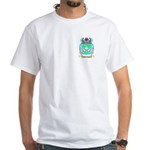 Sidebotham White T-Shirt