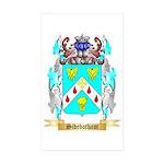 Sidebotham Sticker (Rectangle 50 pk)