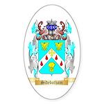 Sidebotham Sticker (Oval)