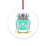 Sidebotham Round Ornament