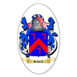 Siddell Sticker (Oval 50 pk)