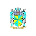 Sibley Sticker (Rectangle 50 pk)