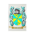 Sibell Rectangle Magnet (100 pack)