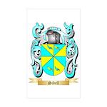 Sibell Sticker (Rectangle 50 pk)
