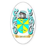 Sibell Sticker (Oval 10 pk)