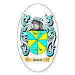 Sibell Sticker (Oval 50 pk)