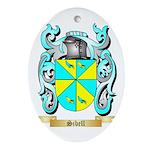 Sibell Oval Ornament
