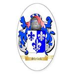 Shylock Sticker (Oval)