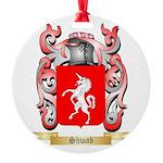 Shwab Round Ornament