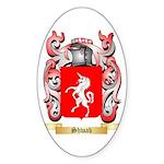 Shwab Sticker (Oval 10 pk)
