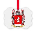 Shwab Picture Ornament