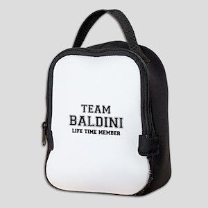 Team BALDINI, life time member Neoprene Lunch Bag