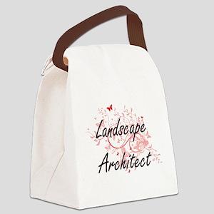 Landscape Architect Artistic Job Canvas Lunch Bag