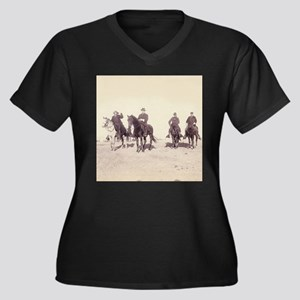 William Buffalo Bill Cody Plus Size T-Shirt