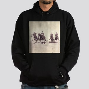 William Buffalo Bill Cody Hoodie (dark)