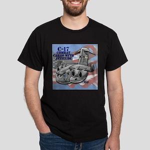 C-17 Globemaster III Dark T-Shirt
