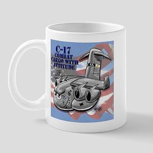 C-17 Globemaster III Mug