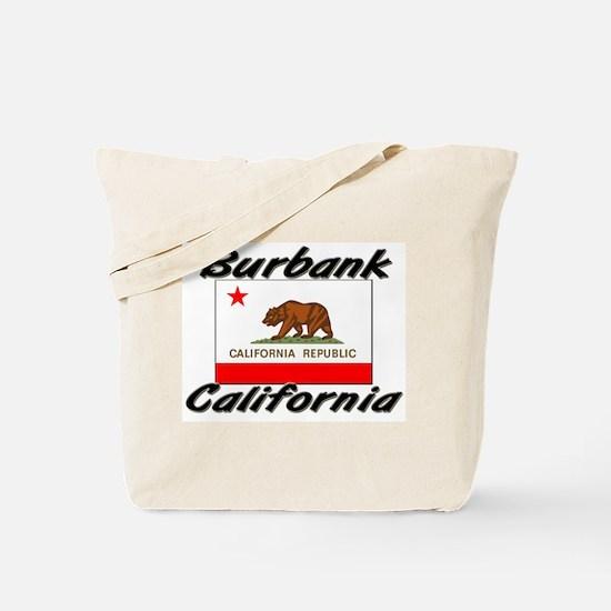Burbank California Tote Bag