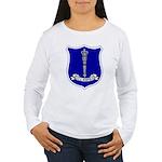 USS Norfolk (DL 1) Women's Long Sleeve T-Shirt
