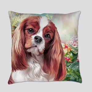 Cavalier King Charles Spaniel Painting Everyday Pi
