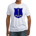 USS Norfolk (DL 1) Fitted T-Shirt